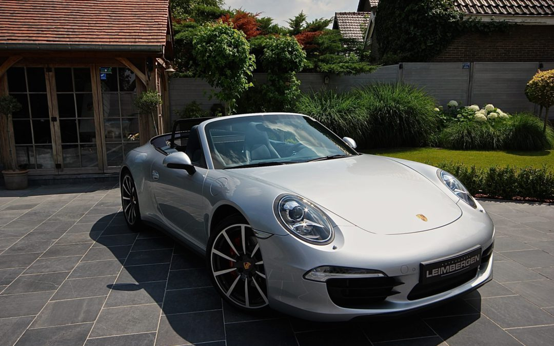 Porsche 911 (type 991) 4S Cabriolet