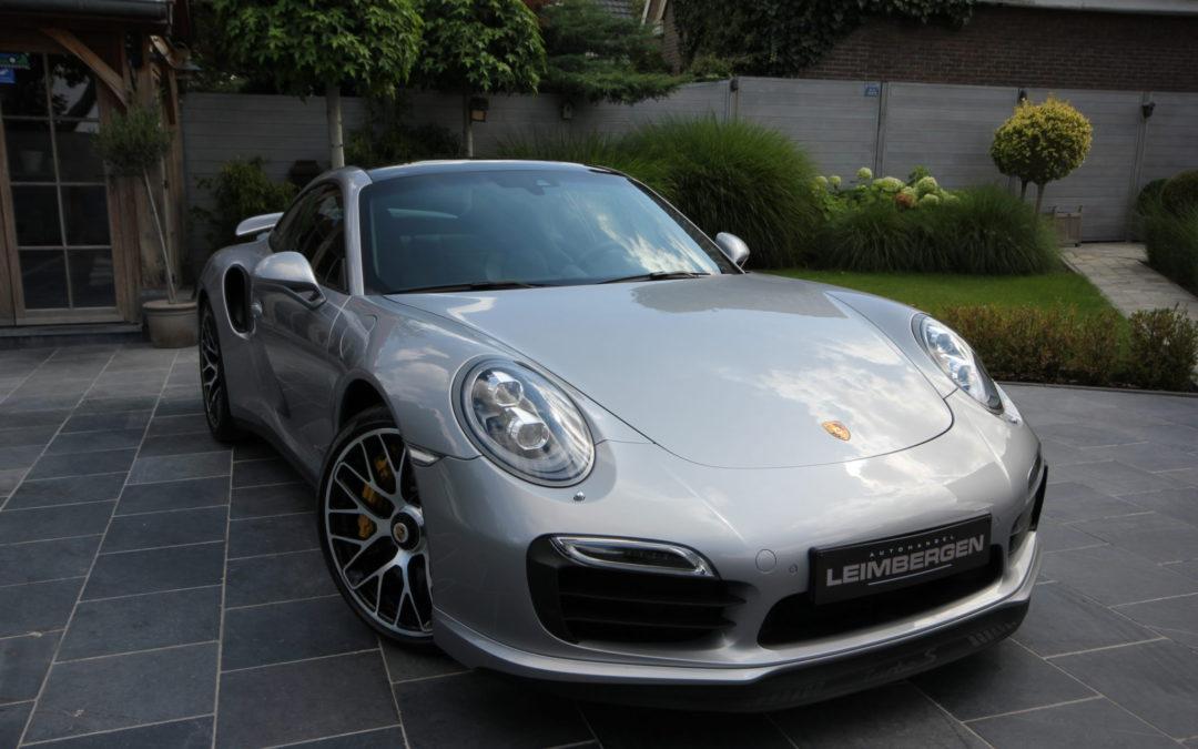 Porsche 911 (type 991) TURBO S