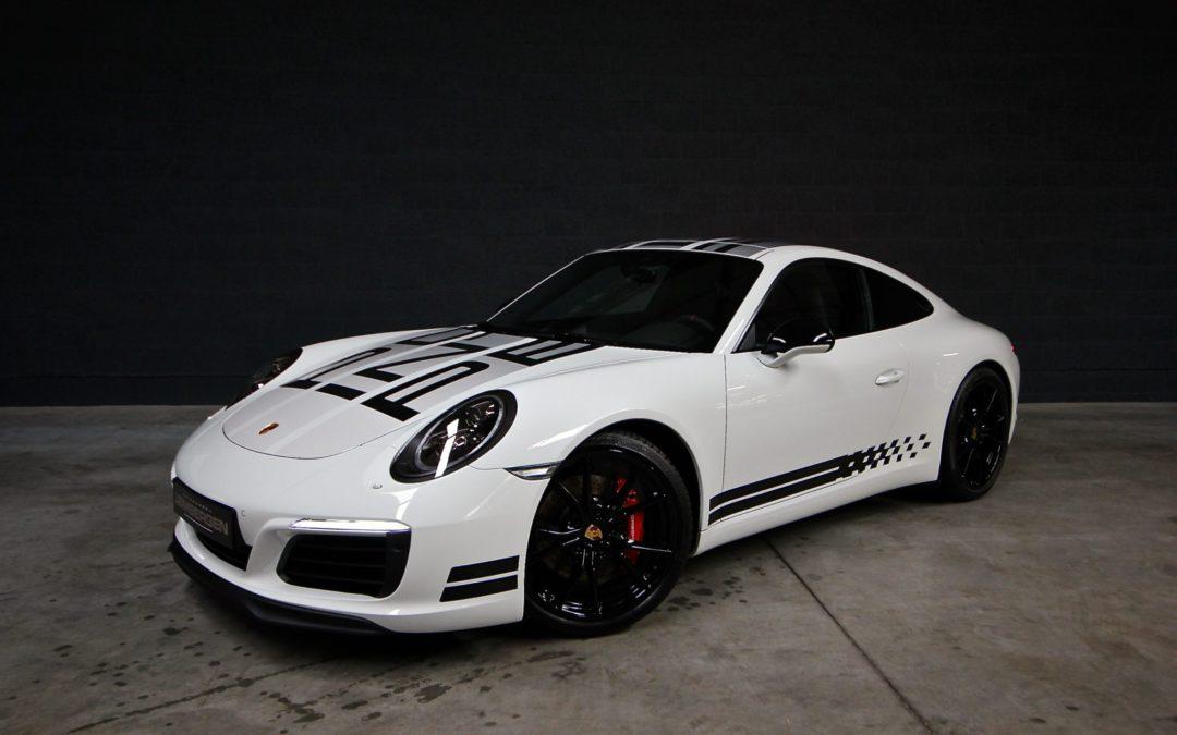 """Porsche 911 (type 991) Carrera 2S Coupe """"Endurance Racing Edition"""" – Slechts 300 km – Belgisch voertuig – Niet ingeschreven"""