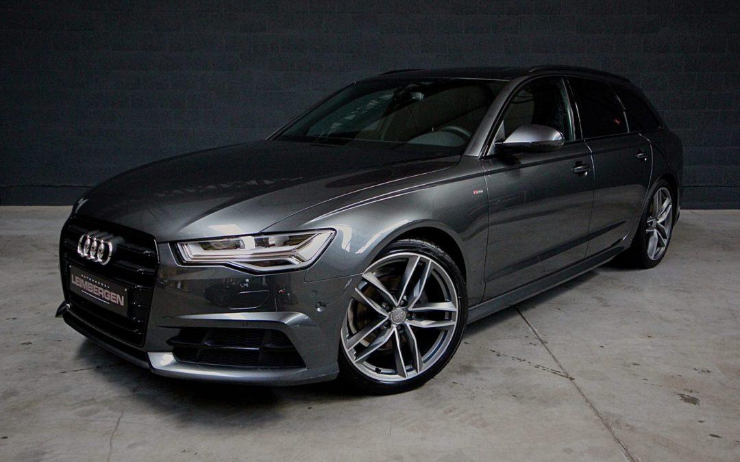 Audi A6 Avant 2.0 TDI S-LINE
