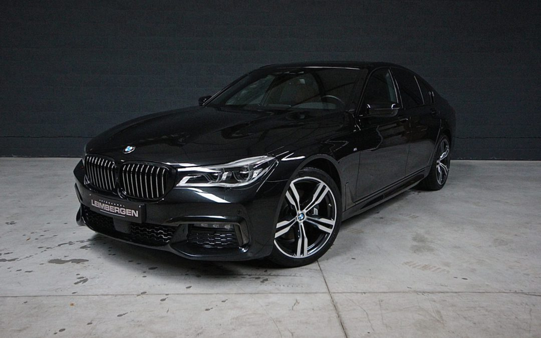 BMW 730 D M SPORT EDITION