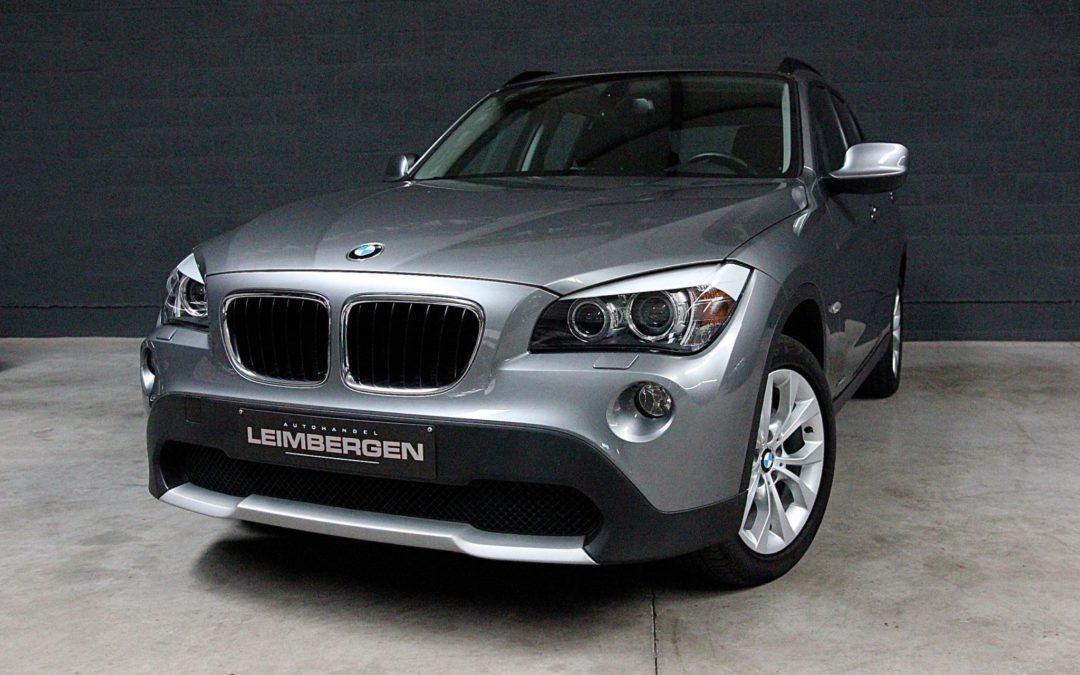 BMW X1 2.0D X-drive18  Automaat – 1 Ste eigenaar – Slechts 47.630 km !!!