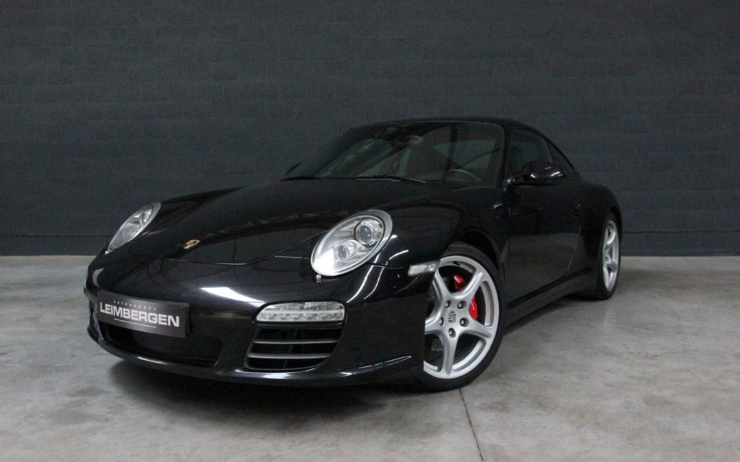 Porsche 911 (type 997) 4S Coupé