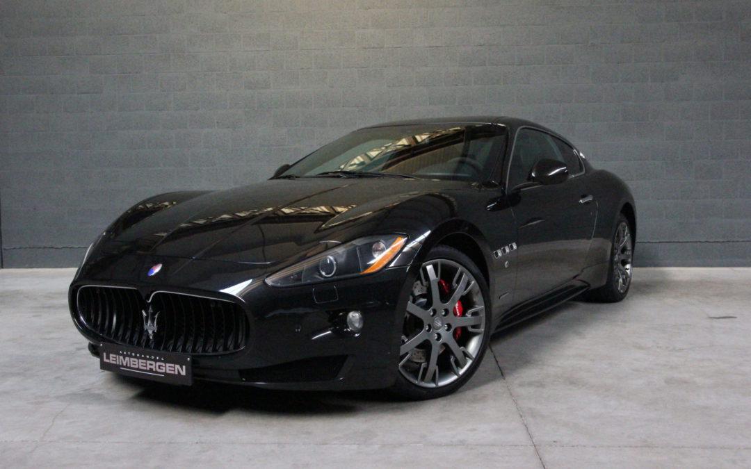 Maserati Granturismo S 4.7i V8