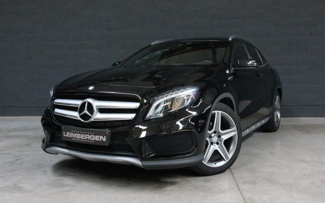 Mercedes GLA 200 4-MATIC – AMG PAKKET – AUTOMAAT – 1 STE EIGENAAR