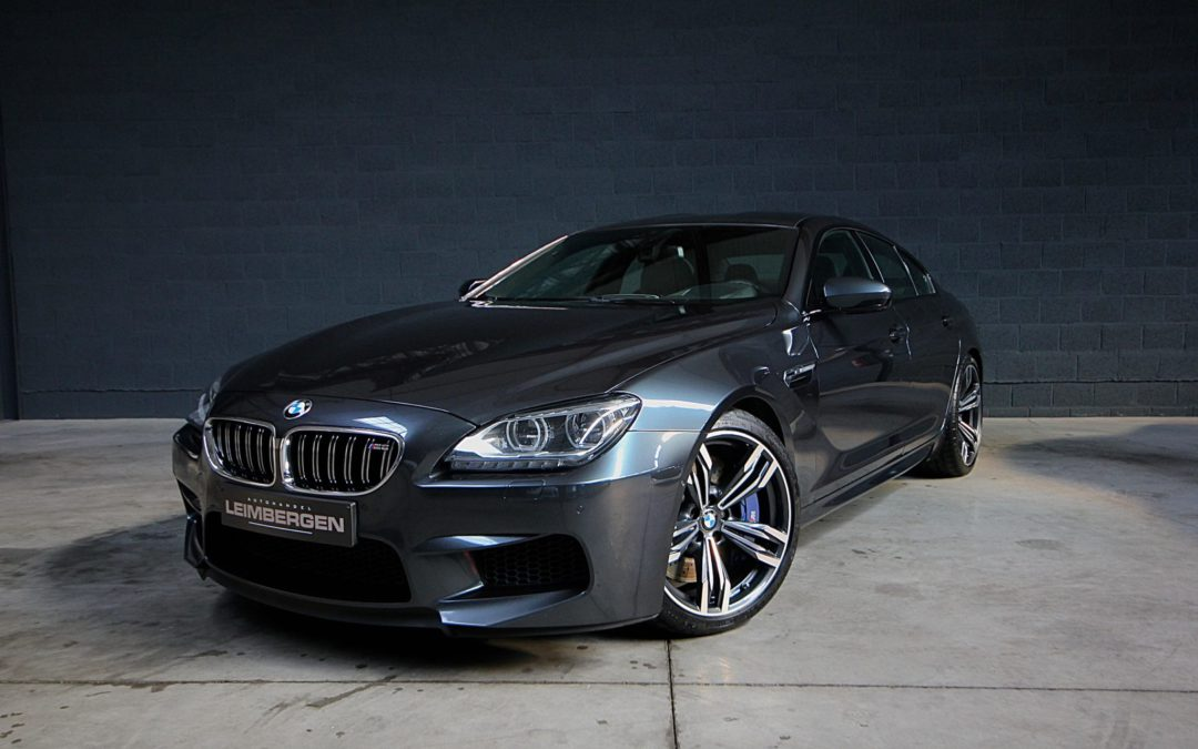 BMW M6 Gran Coupé 4.4 V8 DKG Competition pack – 1 ste eigenaar