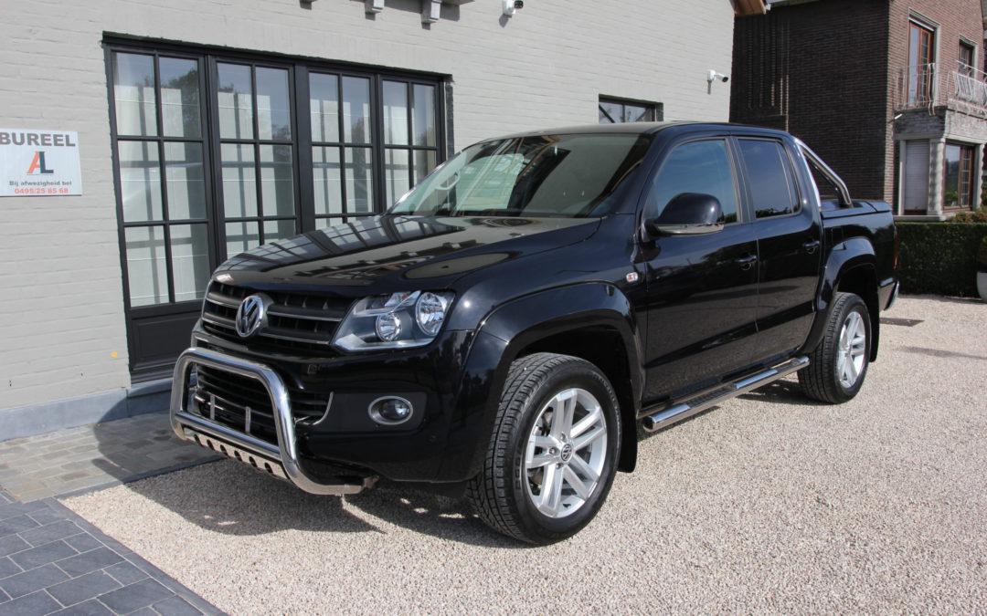 Volkswagen Amarok 2.0 TDI S-TRONIC – 1 Ste eigenaar – Slechts 26.442 km