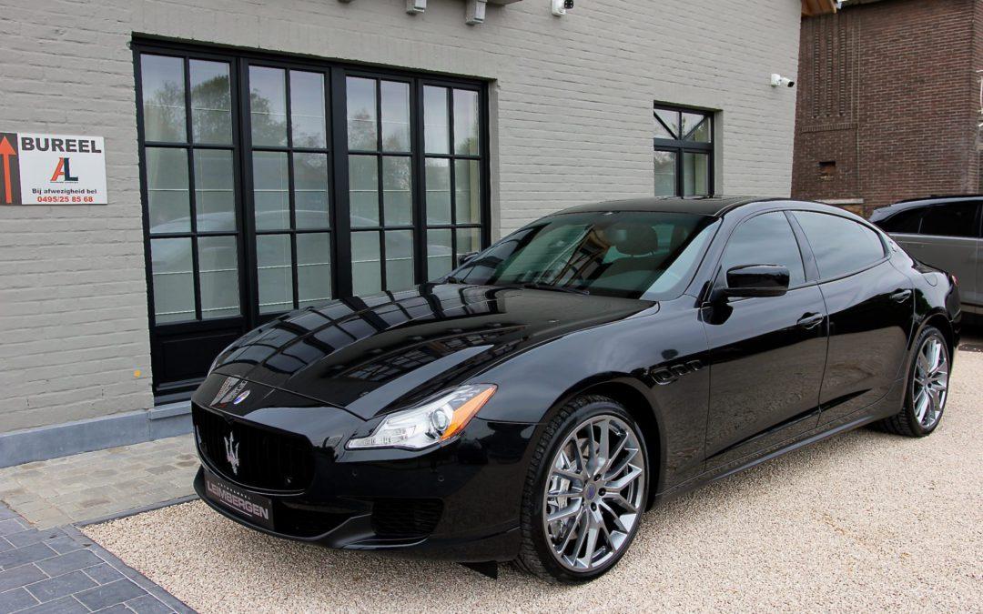 Maserati Quattroporte GTS – 1 Ste eigenaar – Slechts 38.794 km