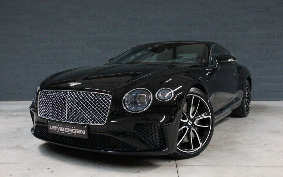 New Bentley Continental 6.0 Biturbo W12 635 PK – Mulliner – 150 km!