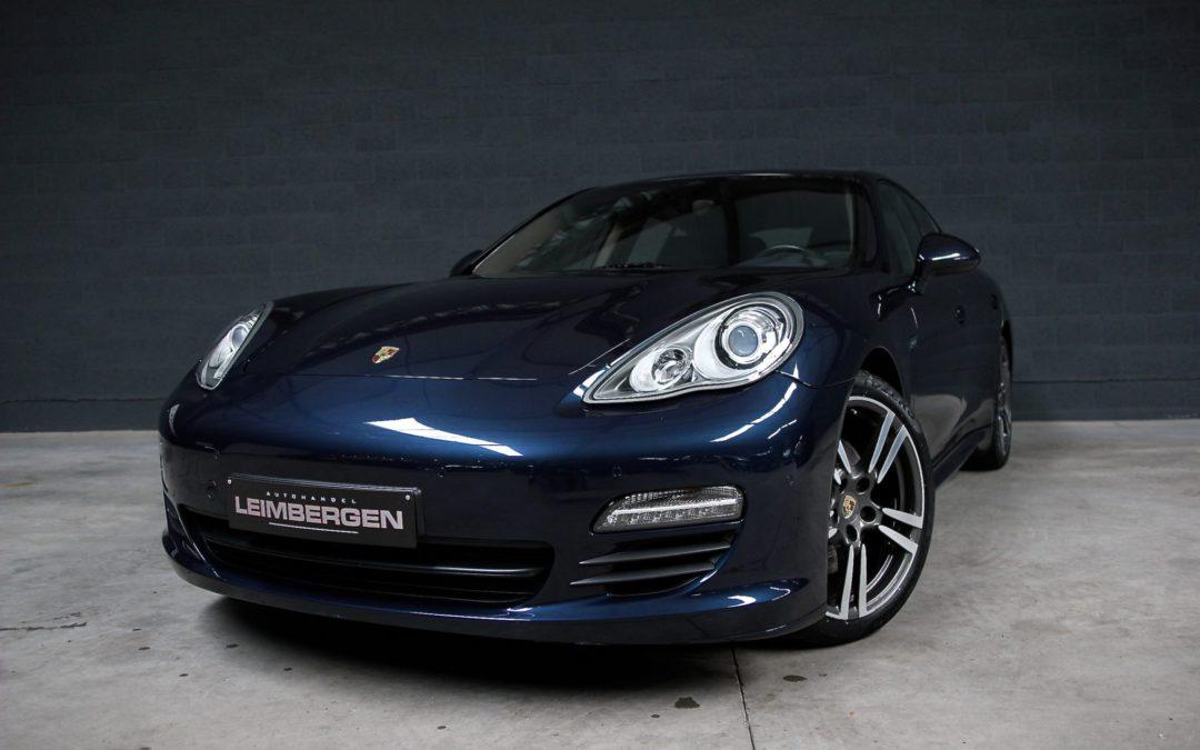 Porsche Panamera 3.0 V6 Diesel – 1 Ste eigenaar!