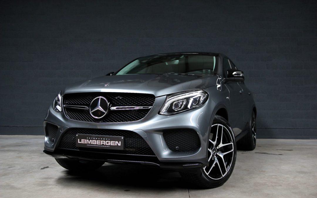 Mercedes GLE 43 AMG Coupe – 1 Ste eigenaar – Slechts 19.152 km !