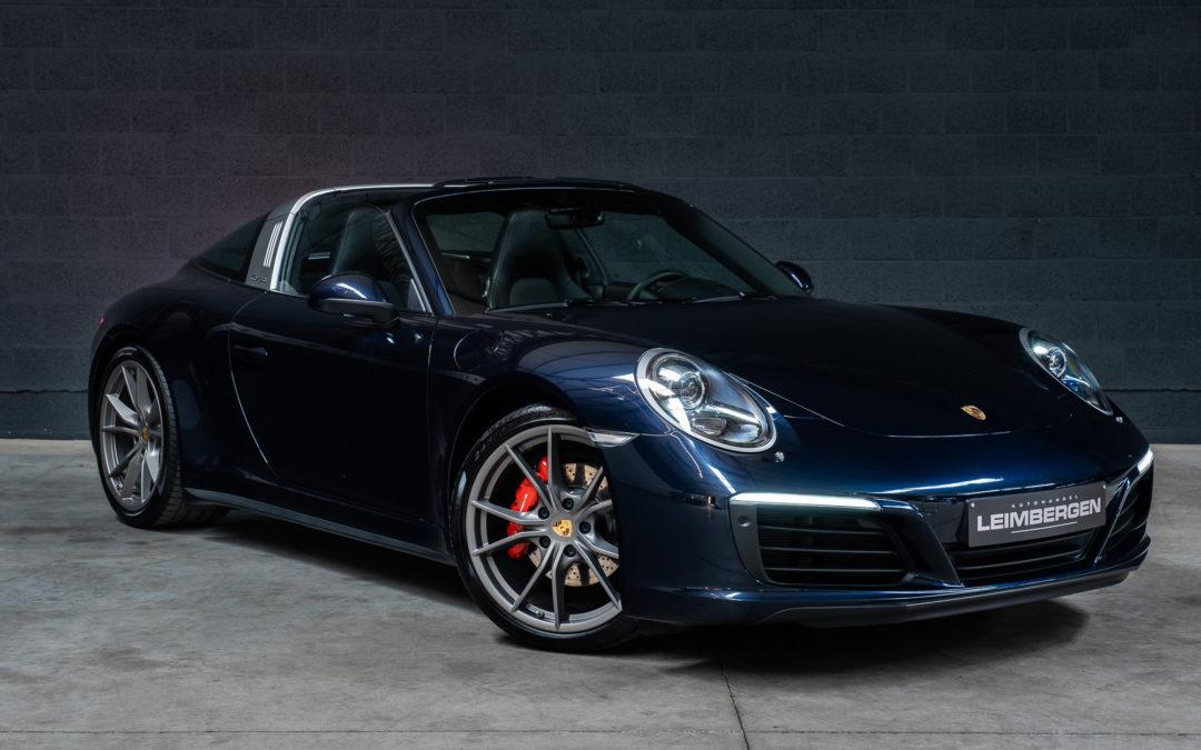 Porsche 911 (type 991) Targa 4 MKII – 1 Ste eigenaar – Slechts 17.310 km!
