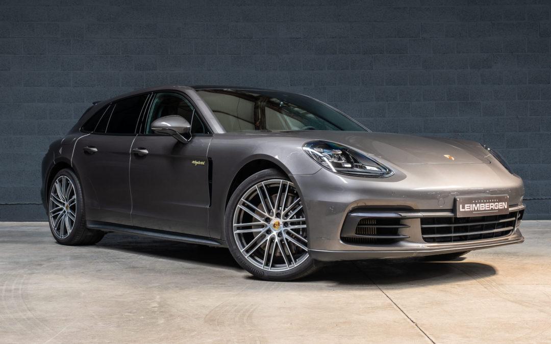 Porsche Panamera Sport Turismo 2.9 V6 Bi-turbo Hybrid PDK – 26.730 km!