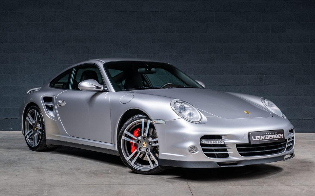 Porsche 911 (type) 997 3.8 Turbo PDK (500 PK) – 1 Ste eigenaar!