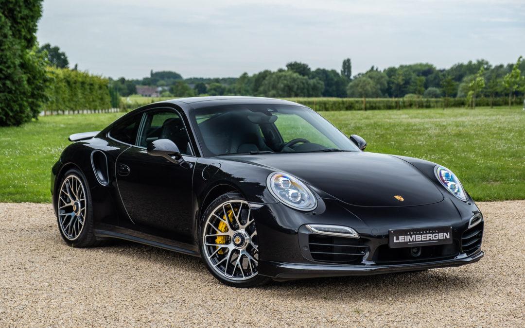 Porsche 911 (type 991) 3.8 Turbo S Coupé – Slechts 18.609 km – Nieuwprijs: 218.731 km!