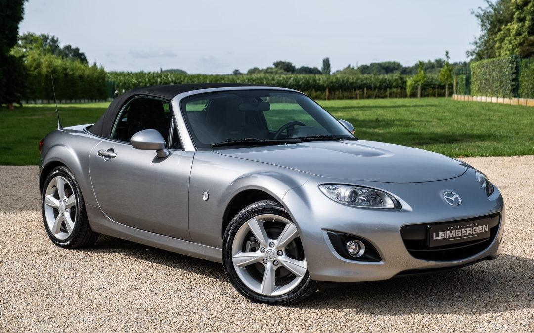 Mazda MX5 1.8i – 1 Ste eigenaar – Slechts 18.232 km!