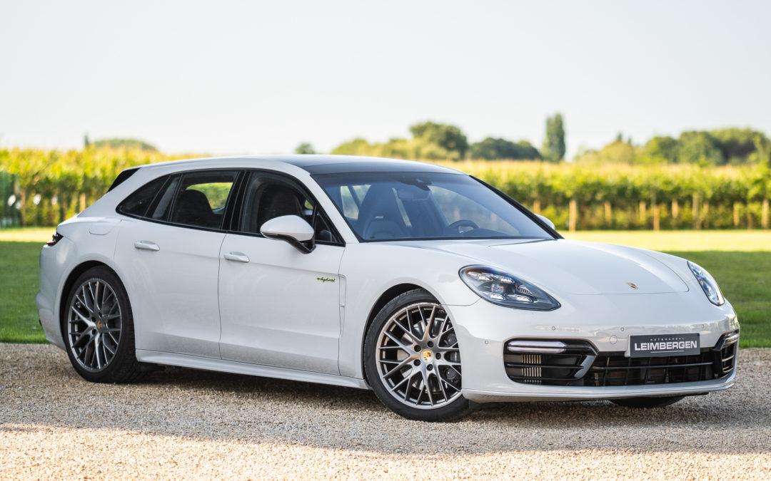 Porsche Panamera 2.9i V6 Hybrid Sport Turismo – Sportdesign pakket – 1 Ste eigenaar!