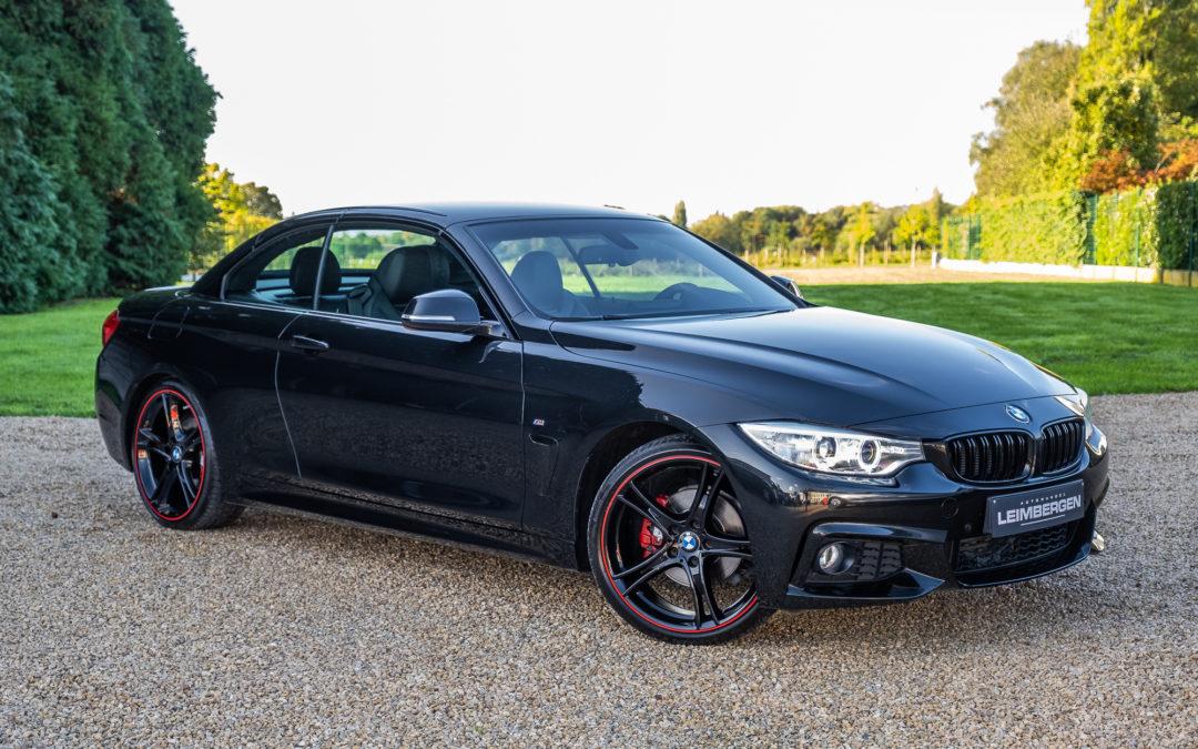 BMW 420D Cabriolet – AUTOMAAT – M Sportpakket