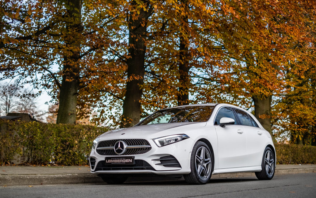 Mercedes A180D AMG-Line / Automaat / Slechts 23.125 km!