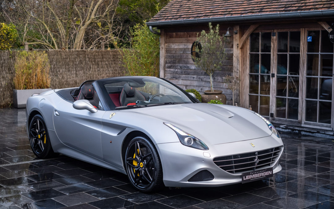Ferrari California 4.0 V8 Turbo Special Handling Package / Slechts 22.150 km / Ferrari Warranty