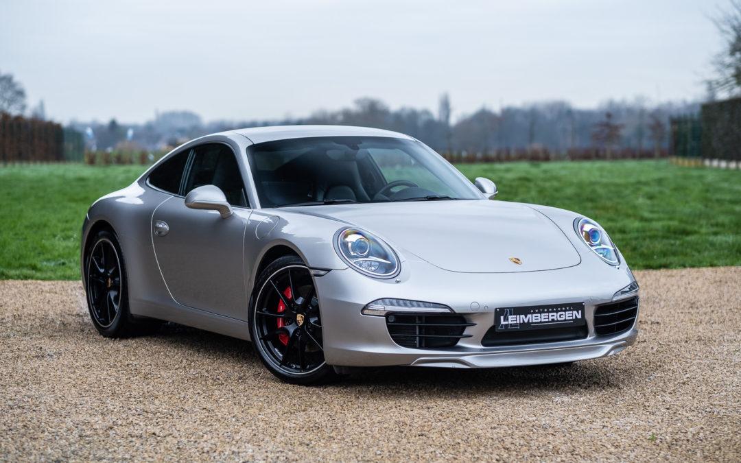 Porsche 911 (type 991) 3.8 2S PDK Coupé – Slechts 40.205 km!