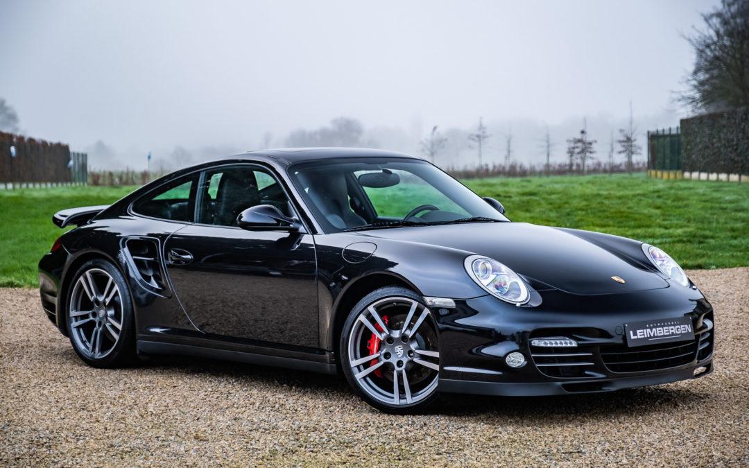 Porsche 911 (997) 3.8 Turbo PDK MKII – 1 Ste eigenaar – Belgisch voertuig