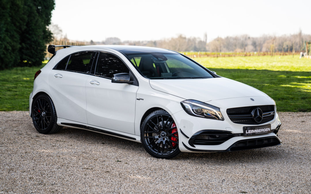 Mercedes A45 AMG 381 PK – Performance Seats – Amg Sportuitlaat