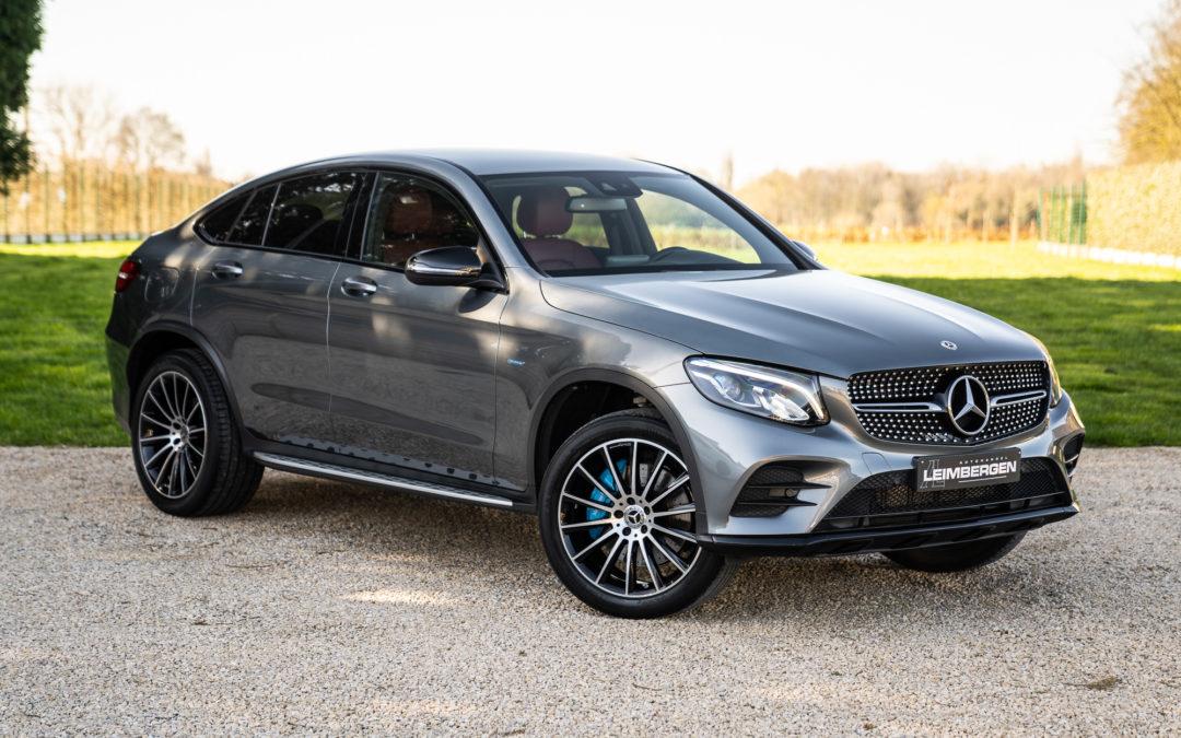 Mercedes GLC 350 Coupé Hybrid/AMG-Line/Slechts 40.538 km!