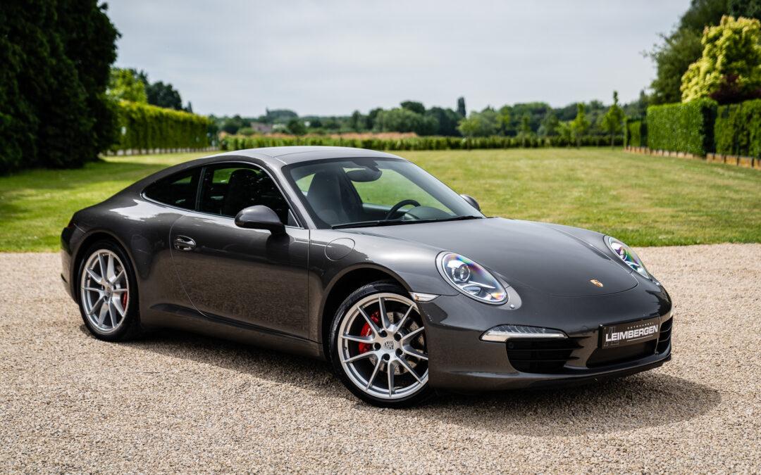 Porsche 911 (type 991) Carrera 2 Coupé 3.4i/Bose Surround Sound/Sportuitlaat/Sport Chrono Pack
