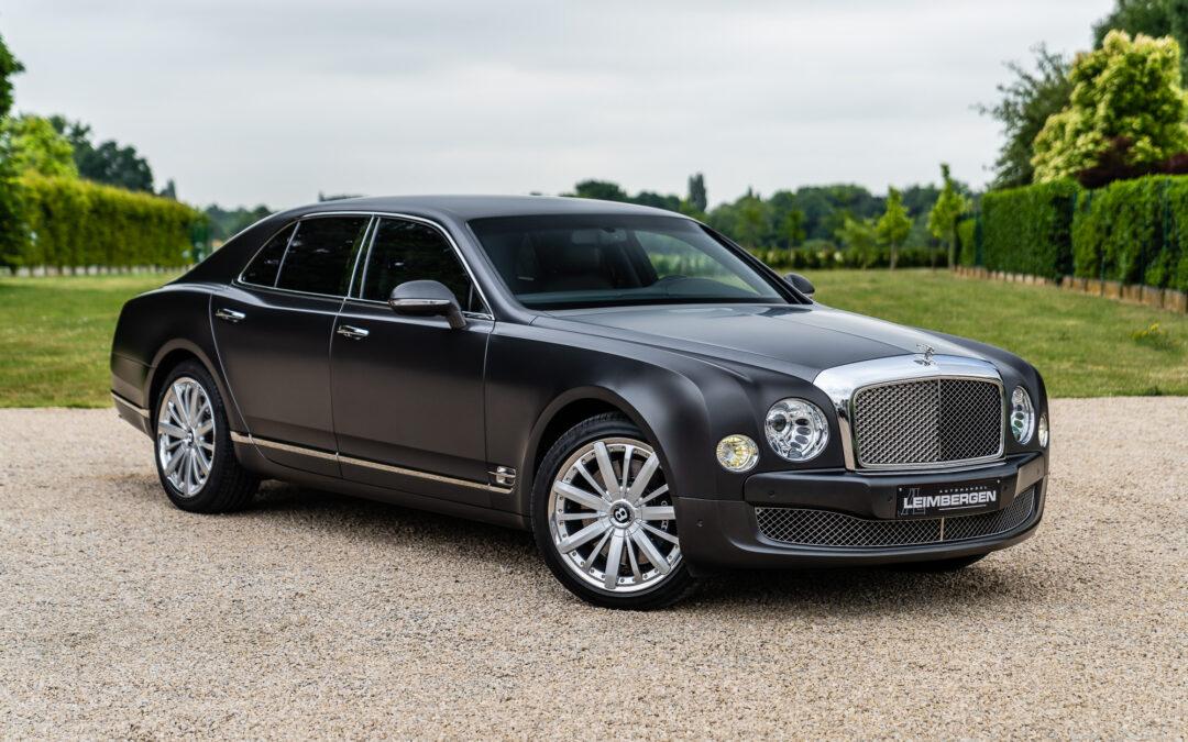 Bentley Mulsanne 6.75 V8 Bi-Turbo/Slechts 59.807 km